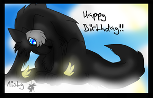 Happy Birthday Stealth by ScarlettFire