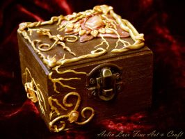Lugh s Harvest chest by Gwillieth