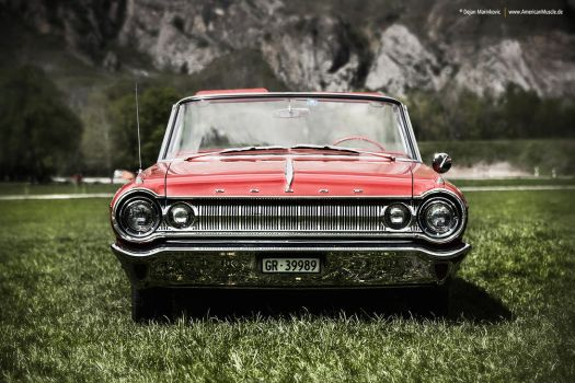 1964 Dodge Polara Convertible by AmericanMuscle