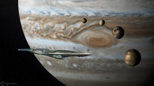 Jovian Alignment by OliverInk