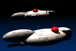 Acclan Light and Medium Aero/Space Fighters by tchalla811