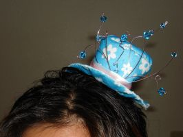 Tea Cup Party Hat  I by smallrinilady