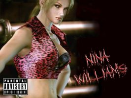 Nina Williams by Ecstacy101
