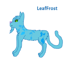 LeafFrost by LittleOrca20