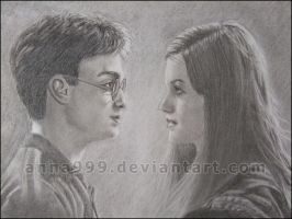 Harry and Ginny by Anna999