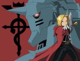 Fullmetal Alchemist by SalvationsSeed