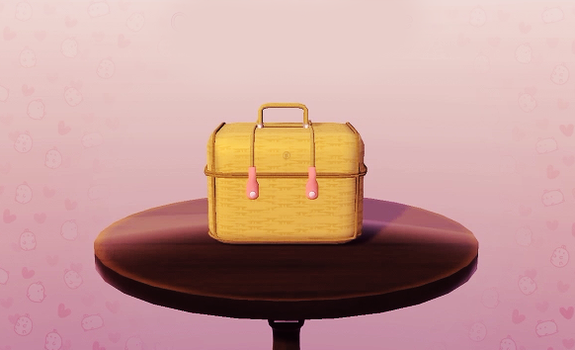 [MMD] Picnic Basket DL by Winter-Leaves