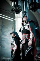 Assassins Creed 2 - Ezio Duo3 by LiquidCocaine-Photos