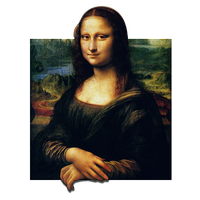 Mona Lisa 0-2 by ArtProOne