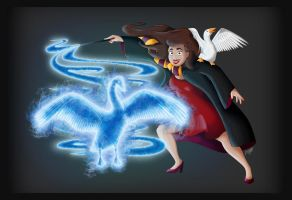 Goose Patronus by Teh-Scotty