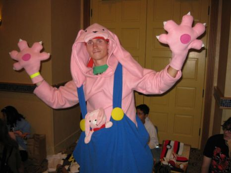 OAD 2011- Robbie the Rabbit by pucca999