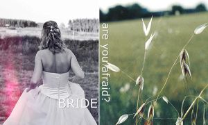 Bride are you afraid by tgphotographer