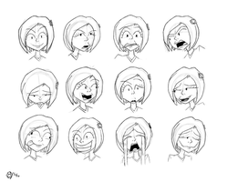 Expressions by cmbarnes
