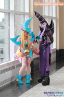 Dark Magician Girl: +Childish+ by KittyHimee