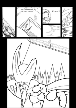 The End Of Wolverine page 2 by twoji