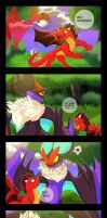 Bad trainer (Noivern vore) by YUI-HII
