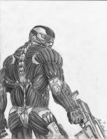 Crysis 2 Nanosuit by GateBreaker