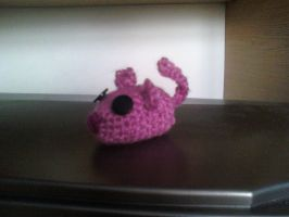 amigurumi mouse by gguser89