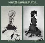 Then to now by AnnMY
