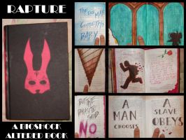 Bioshock - The Altered Book by TheGoldenCrowbar