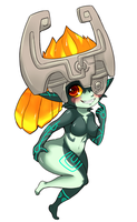 Midna~ by CheloStracks