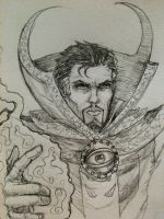 Doctor Strange by JasonCasteel
