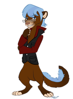 Ayn Wye with Shirt by lanilioness by AnYPonysFavorites