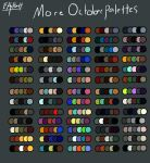 October Color Palette 2 by Ethelbutt