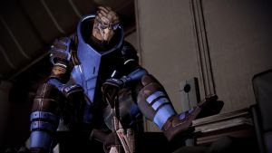 Garrus Vakarian 01 by johntesh