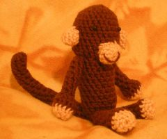 Monkey by pretending2bme