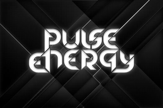 Pulse Energy Logo by WEAPONIX