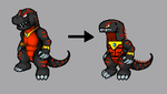 Changes of SMBHotS Asylus sprites by KingAsylus91