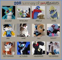 2011 plush meme by MagnaStorm