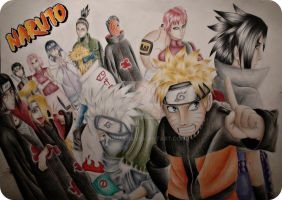 Naruto Group by Uzumaki18