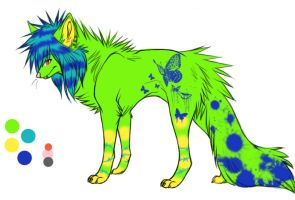 Scene Canine 2 -CLOSED- by purelyadoptable