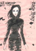 Lil Meyer of Ergo Proxy by InFlagranteDelicto