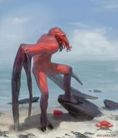 crabman by texahol