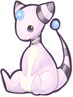 Shiny Ampharos by Ponchu1