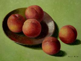 Peaches in Oil by yeji522