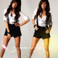 Ashley Tisdale Blend by IsaDesings