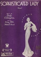 Sophisticated lady sheet music by jinifur