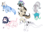 Sketchy Adopts (open) by chronic-sleep