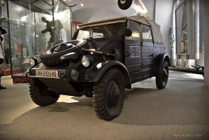 VW Typ82 Kubelwagen by ShadowPhotography