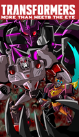 .:TF-MTMTE : Issue 51 Cover in TFA-Style:. by JACKSPICERCHASE