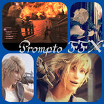 Prompto final fantasy xv collage by TerrorofDeath1234