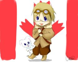 Canada by Midoromi