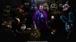Five Nights at Freddy's Fan Art by BladeRazors