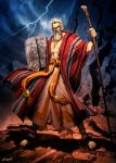 Moses by GENZOMAN