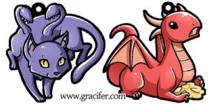 Tabletop Terrors by greyallison