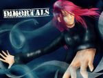 Immortals Promoart by silvermoon118